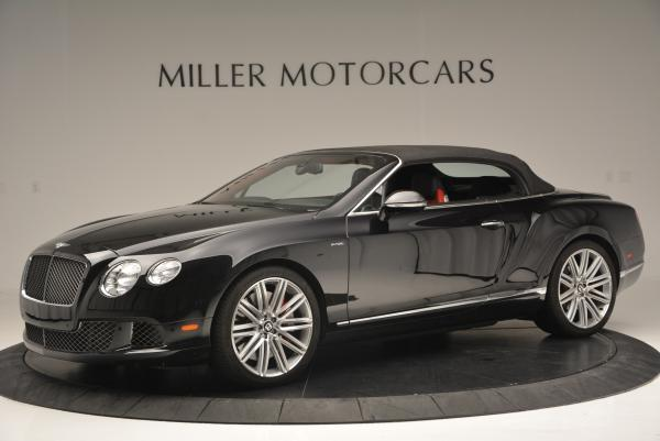 Used 2014 Bentley Continental GT Speed Convertible for sale Sold at Bentley Greenwich in Greenwich CT 06830 15