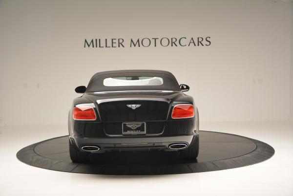Used 2014 Bentley Continental GT Speed Convertible for sale Sold at Bentley Greenwich in Greenwich CT 06830 19