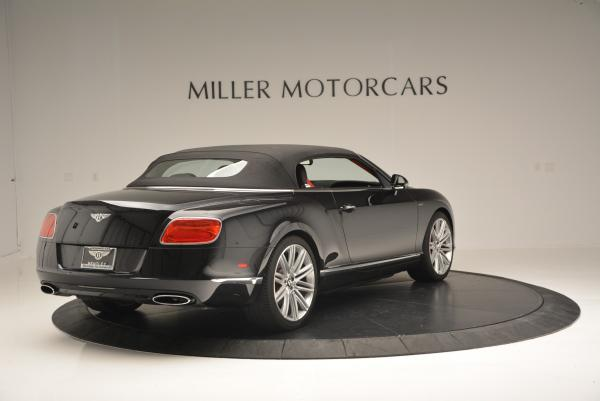 Used 2014 Bentley Continental GT Speed Convertible for sale Sold at Bentley Greenwich in Greenwich CT 06830 20