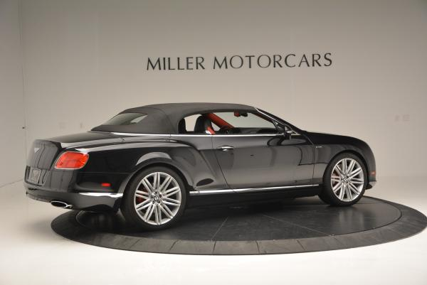 Used 2014 Bentley Continental GT Speed Convertible for sale Sold at Bentley Greenwich in Greenwich CT 06830 21
