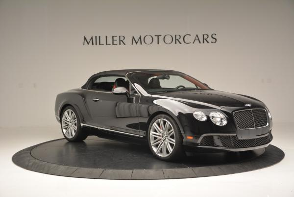 Used 2014 Bentley Continental GT Speed Convertible for sale Sold at Bentley Greenwich in Greenwich CT 06830 23