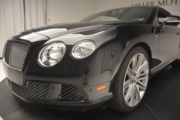 Used 2014 Bentley Continental GT Speed Convertible for sale Sold at Bentley Greenwich in Greenwich CT 06830 26