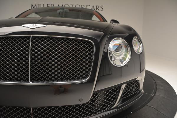 Used 2014 Bentley Continental GT Speed Convertible for sale Sold at Bentley Greenwich in Greenwich CT 06830 27