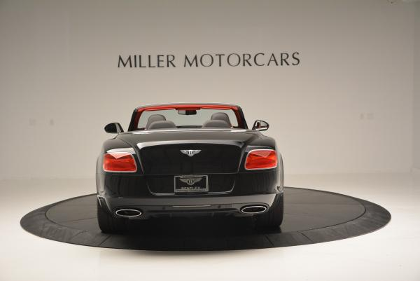 Used 2014 Bentley Continental GT Speed Convertible for sale Sold at Bentley Greenwich in Greenwich CT 06830 6