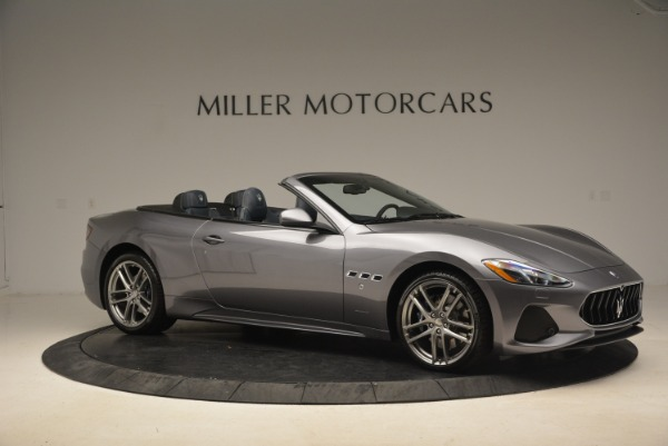 New 2018 Maserati GranTurismo Sport Convertible for sale Sold at Bentley Greenwich in Greenwich CT 06830 20