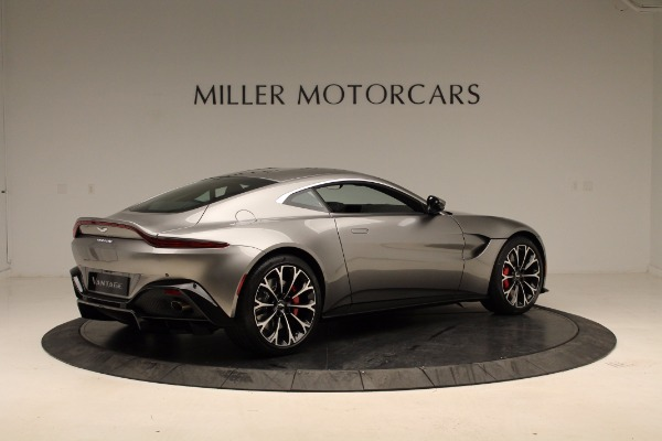 New 2019 Aston Martin Vantage for sale Sold at Bentley Greenwich in Greenwich CT 06830 17