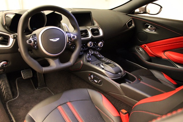 New 2019 Aston Martin Vantage for sale Sold at Bentley Greenwich in Greenwich CT 06830 23