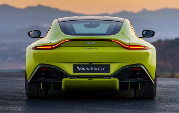 New 2019 Aston Martin Vantage for sale Sold at Bentley Greenwich in Greenwich CT 06830 3