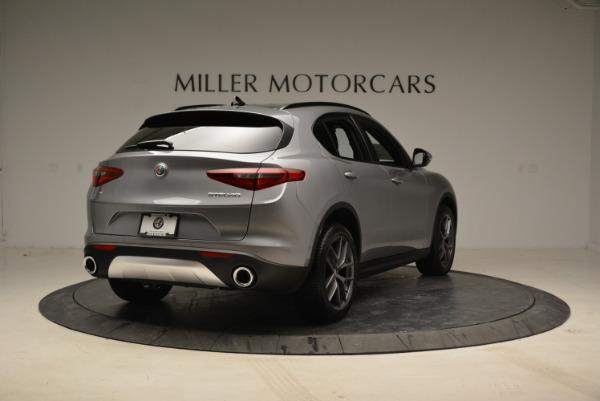 New 2018 Alfa Romeo Stelvio Ti Sport Q4 for sale Sold at Bentley Greenwich in Greenwich CT 06830 7