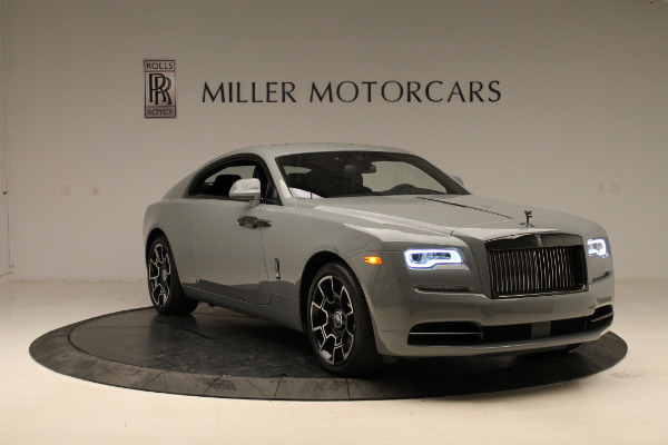 New 2018 Rolls-Royce Wraith Black Badge for sale Sold at Bentley Greenwich in Greenwich CT 06830 10