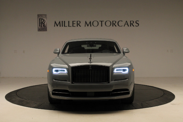 New 2018 Rolls-Royce Wraith Black Badge for sale Sold at Bentley Greenwich in Greenwich CT 06830 11
