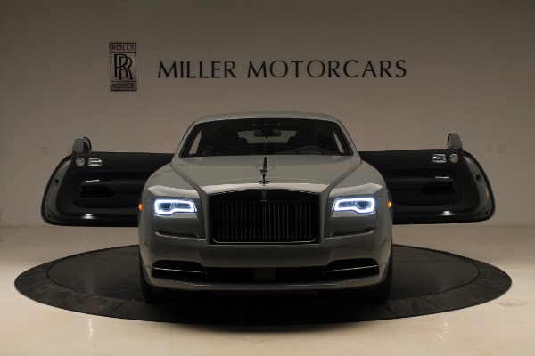 New 2018 Rolls-Royce Wraith Black Badge for sale Sold at Bentley Greenwich in Greenwich CT 06830 14
