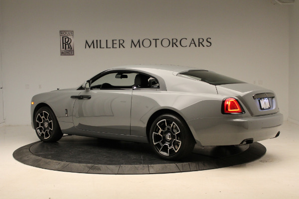 New 2018 Rolls-Royce Wraith Black Badge for sale Sold at Bentley Greenwich in Greenwich CT 06830 4