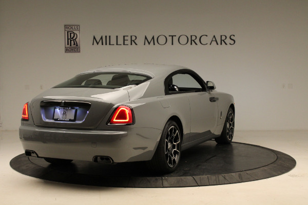 New 2018 Rolls-Royce Wraith Black Badge for sale Sold at Bentley Greenwich in Greenwich CT 06830 7