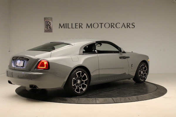 New 2018 Rolls-Royce Wraith Black Badge for sale Sold at Bentley Greenwich in Greenwich CT 06830 8