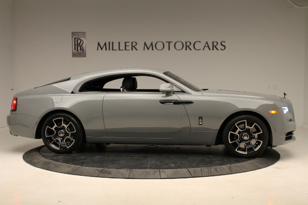 New 2018 Rolls-Royce Wraith Black Badge for sale Sold at Bentley Greenwich in Greenwich CT 06830 9