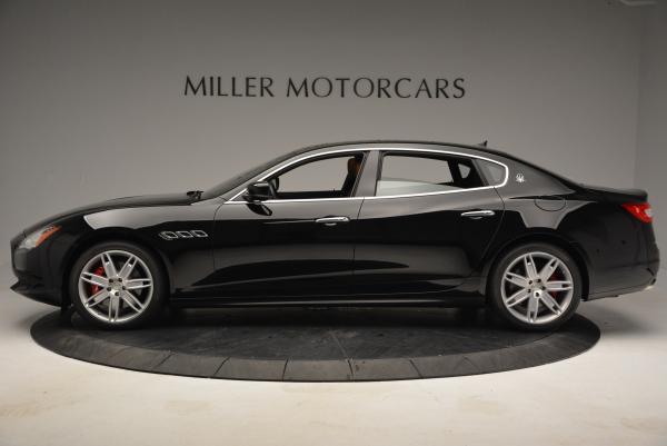 New 2016 Maserati Quattroporte S Q4 for sale Sold at Bentley Greenwich in Greenwich CT 06830 4