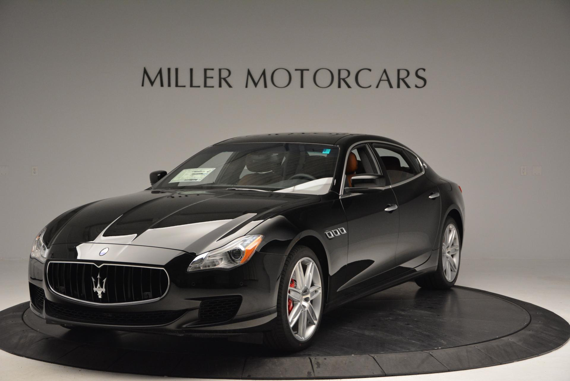 New 2016 Maserati Quattroporte S Q4 for sale Sold at Bentley Greenwich in Greenwich CT 06830 1