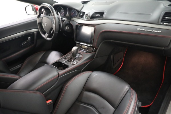 Used 2018 Maserati GranTurismo Sport for sale Call for price at Bentley Greenwich in Greenwich CT 06830 18