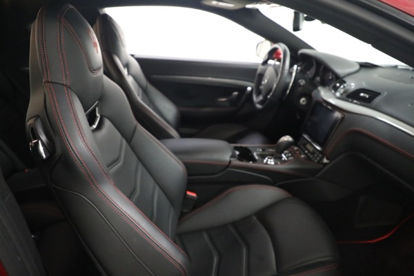 Used 2018 Maserati GranTurismo Sport for sale Call for price at Bentley Greenwich in Greenwich CT 06830 19