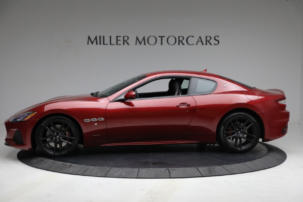 Used 2018 Maserati GranTurismo Sport for sale Call for price at Bentley Greenwich in Greenwich CT 06830 3