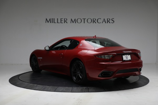 Used 2018 Maserati GranTurismo Sport for sale Call for price at Bentley Greenwich in Greenwich CT 06830 5