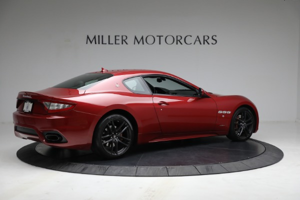 Used 2018 Maserati GranTurismo Sport for sale Call for price at Bentley Greenwich in Greenwich CT 06830 8
