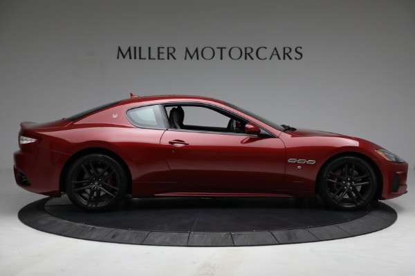 Used 2018 Maserati GranTurismo Sport for sale Call for price at Bentley Greenwich in Greenwich CT 06830 9