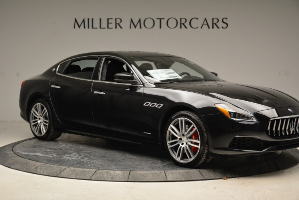 Used 2018 Maserati Quattroporte S Q4 GranLusso for sale Sold at Bentley Greenwich in Greenwich CT 06830 10