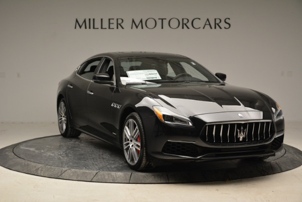 Used 2018 Maserati Quattroporte S Q4 GranLusso for sale Sold at Bentley Greenwich in Greenwich CT 06830 11
