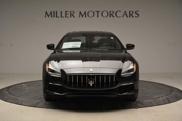 Used 2018 Maserati Quattroporte S Q4 GranLusso for sale Sold at Bentley Greenwich in Greenwich CT 06830 12