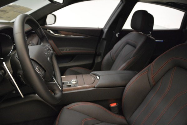 Used 2018 Maserati Quattroporte S Q4 GranLusso for sale Sold at Bentley Greenwich in Greenwich CT 06830 13