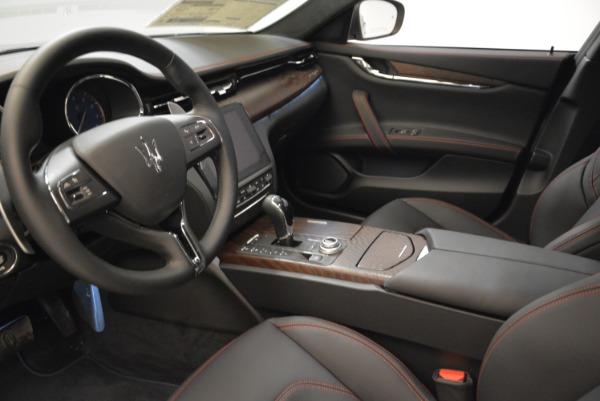 New 2018 Maserati Quattroporte S Q4 GranLusso for sale Sold at Bentley Greenwich in Greenwich CT 06830 15