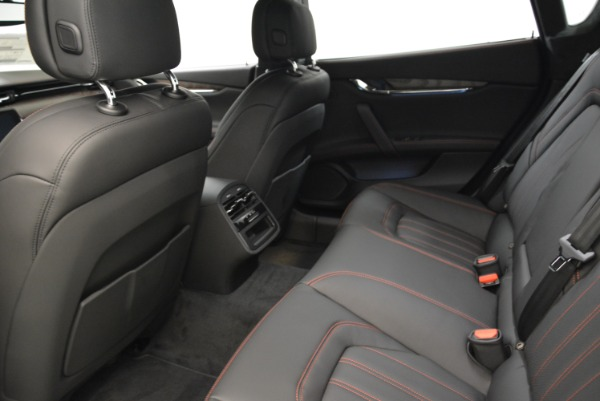 New 2018 Maserati Quattroporte S Q4 GranLusso for sale Sold at Bentley Greenwich in Greenwich CT 06830 17
