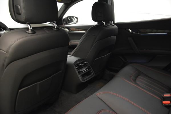 New 2018 Maserati Quattroporte S Q4 GranLusso for sale Sold at Bentley Greenwich in Greenwich CT 06830 19