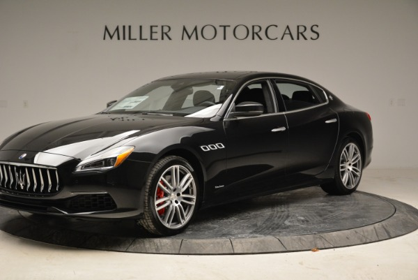 Used 2018 Maserati Quattroporte S Q4 GranLusso for sale Sold at Bentley Greenwich in Greenwich CT 06830 2
