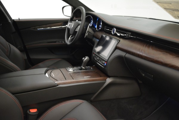 New 2018 Maserati Quattroporte S Q4 GranLusso for sale Sold at Bentley Greenwich in Greenwich CT 06830 20