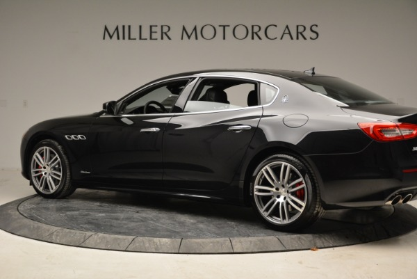 Used 2018 Maserati Quattroporte S Q4 GranLusso for sale Sold at Bentley Greenwich in Greenwich CT 06830 4