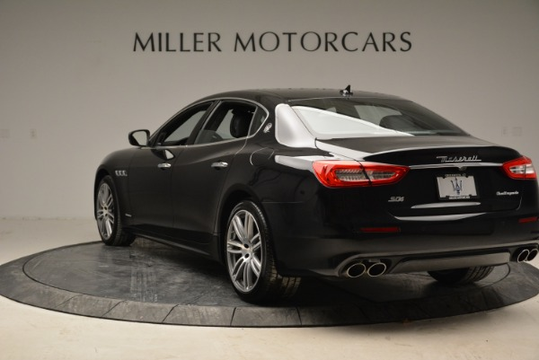Used 2018 Maserati Quattroporte S Q4 GranLusso for sale Sold at Bentley Greenwich in Greenwich CT 06830 5