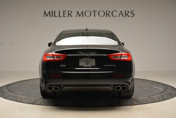 New 2018 Maserati Quattroporte S Q4 GranLusso for sale Sold at Bentley Greenwich in Greenwich CT 06830 6