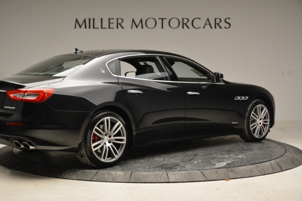 Used 2018 Maserati Quattroporte S Q4 GranLusso for sale Sold at Bentley Greenwich in Greenwich CT 06830 8