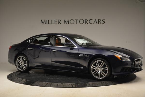 New 2018 Maserati Quattroporte S Q4 GranLusso for sale Sold at Bentley Greenwich in Greenwich CT 06830 10