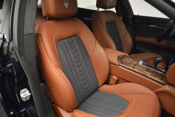 New 2018 Maserati Quattroporte S Q4 GranLusso for sale Sold at Bentley Greenwich in Greenwich CT 06830 22
