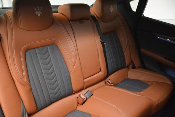 New 2018 Maserati Quattroporte S Q4 GranLusso for sale Sold at Bentley Greenwich in Greenwich CT 06830 25