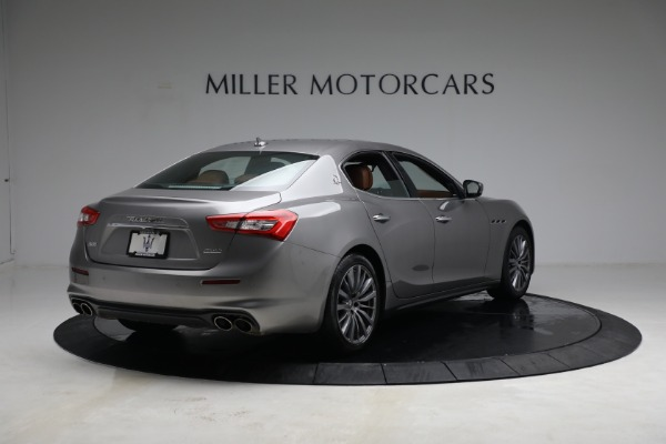 New 2018 Maserati Ghibli S Q4 for sale Sold at Bentley Greenwich in Greenwich CT 06830 5