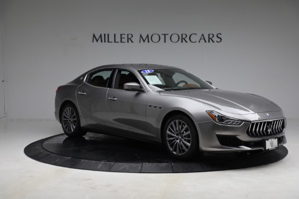 New 2018 Maserati Ghibli S Q4 for sale Sold at Bentley Greenwich in Greenwich CT 06830 7