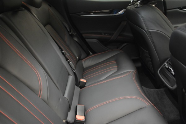 New 2018 Maserati Ghibli S Q4 for sale Sold at Bentley Greenwich in Greenwich CT 06830 23