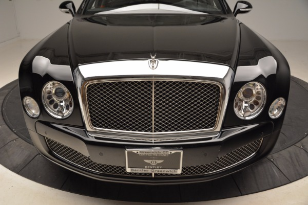 Used 2016 Bentley Mulsanne for sale Sold at Bentley Greenwich in Greenwich CT 06830 14