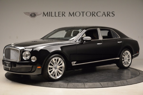 Used 2016 Bentley Mulsanne for sale Sold at Bentley Greenwich in Greenwich CT 06830 3