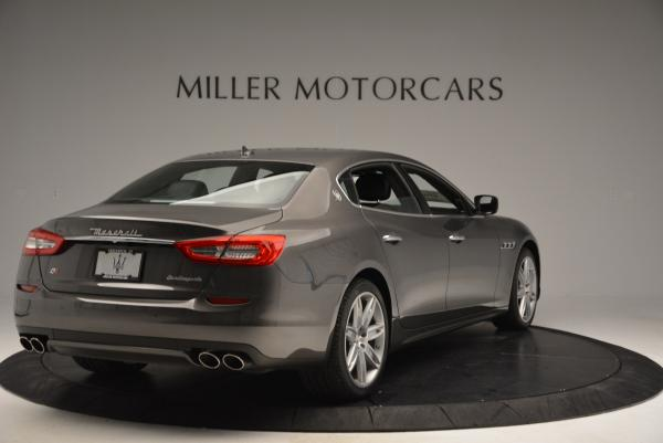 New 2016 Maserati Quattroporte S Q4 for sale Sold at Bentley Greenwich in Greenwich CT 06830 8